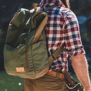 Heritage Ruck OD Green Savage Gentleman
