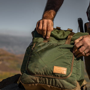 Heritage Ruck OD Green