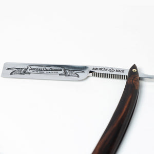 Savage Gentleman Straight Razor Savage Gentleman