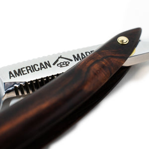 Savage Gentleman Custom Straight Razor