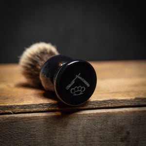Badger Hair Shave Brush Savage Gentleman