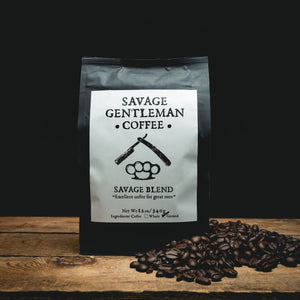 Savage Blend Coffee Savage Gentleman