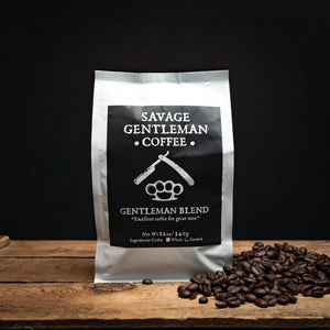 Gentleman Blend Coffee Savage Gentleman