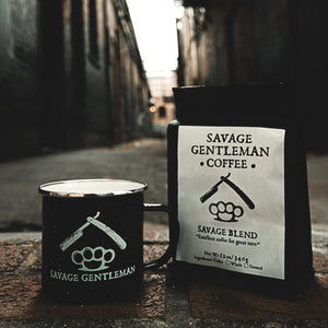 Savage Coffee Bundle (Black) Savage Gentleman