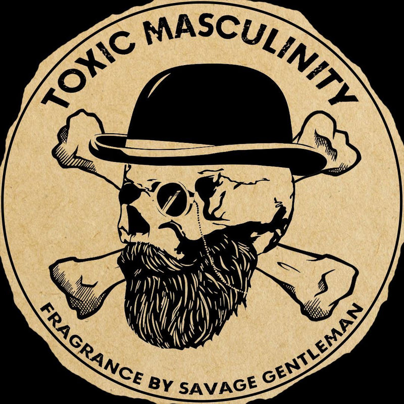 """Toxic Masculinity"" Cologne SPECIAL 2 PACK DEAL Grooming Falcon9"