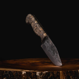 """Kodiak"" Hand Forged Knife"