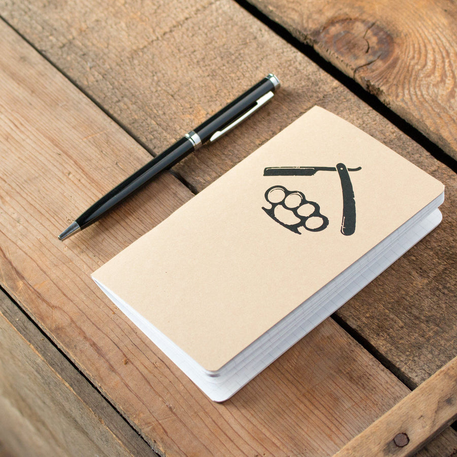 Savage Gentleman Field Notes Notebook