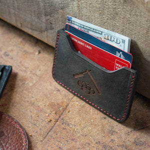Savage Gentleman Minimalist Wallet
