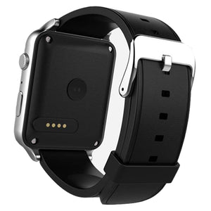 2017 GT Alloy Smart Watch: SIM, Video Camera, Heart Monitoring, Magnetic Charging