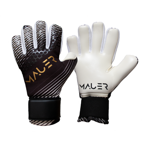 Mauer Athletics Goalkeeper Glove Eikon Black