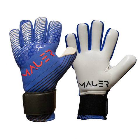 Mauer Athletics Goalkeeper Glove Eikon Royal Blue