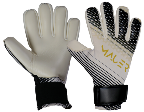 Mauer Goalkeeper Glove Eikon White Gold