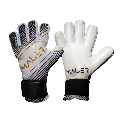 Mauer Athletics Goalkeeper Glove Eikon White