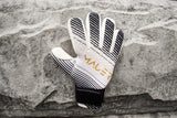 Mauer Goalkeeper Glove Eikon White Gold on Stone