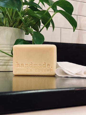 Bar Soap - Cleaning