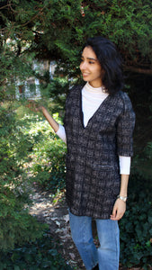 Country Road Wool Dress