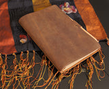 Leather  Notepad |  A5 JOURNAL