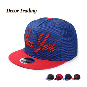 2016 New Fashion Snap Back Snapback NEW YORK Caps Hat Adjustable Gorras Hip Hop Baseball Cap Hats For Men Women