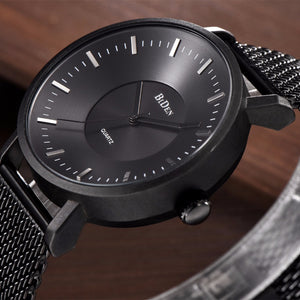 Casual Watches Luxury Brand Men Business Quartz Watch Man Clock relogio masculino