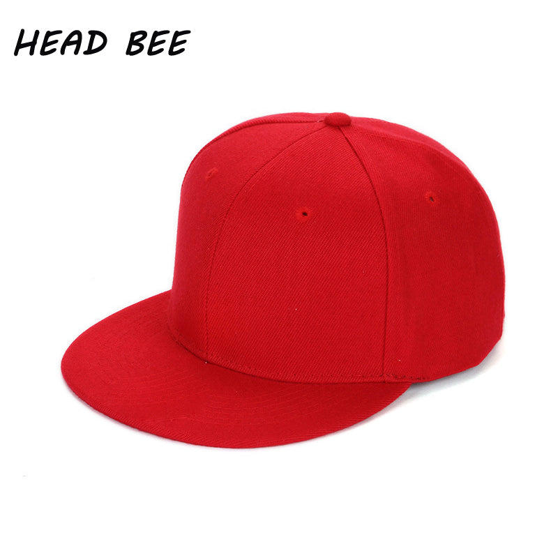 2017 Fashion Baseball Cap Snapbacks Hat Adult Cotton Candy Color Hip Hop Cap