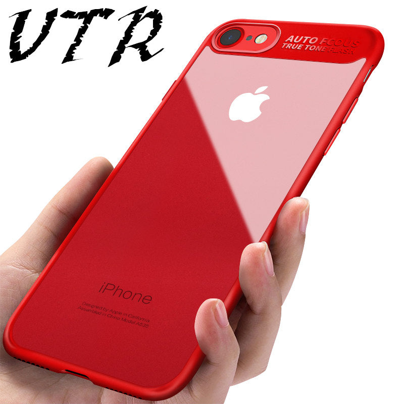 RED Phone Cases for iphone 7 7 plus 6 6s Plus case cover