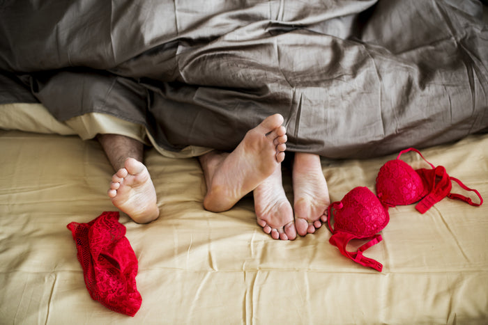 Married Sex: 9 Ways to Improve Your Sex Life