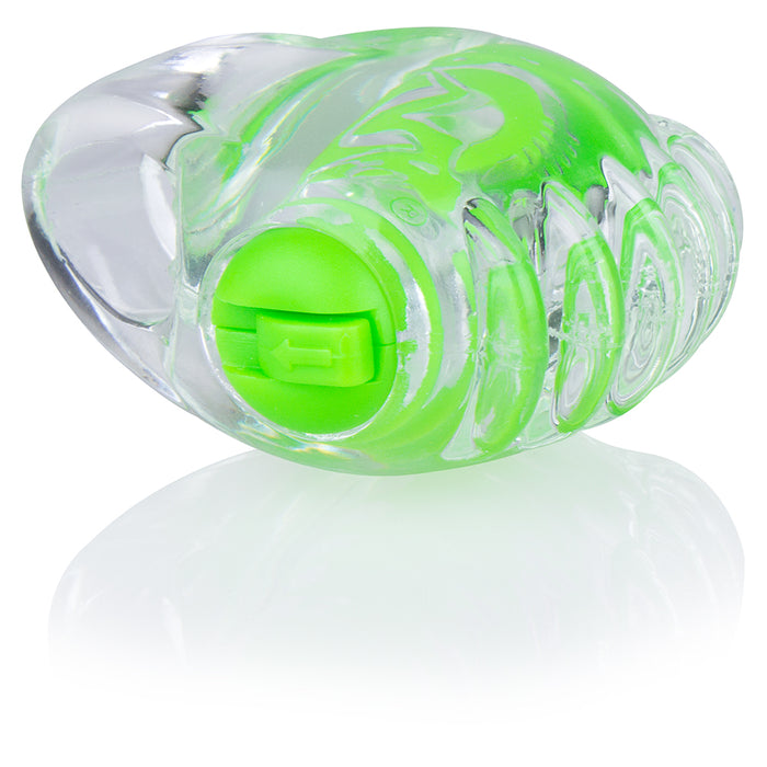Color Pop FingO Tips Quickie Vibrator in Green