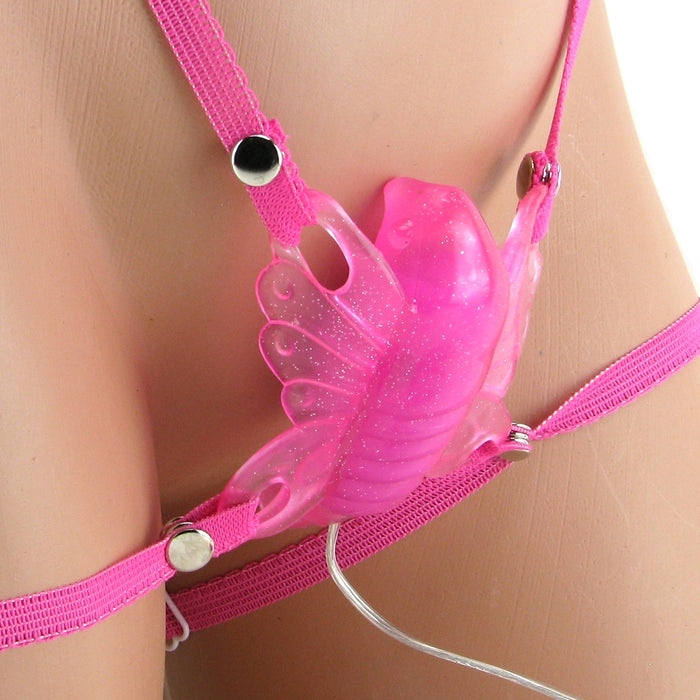 Original Venus Butterfly Wearable Vibrator in Pink