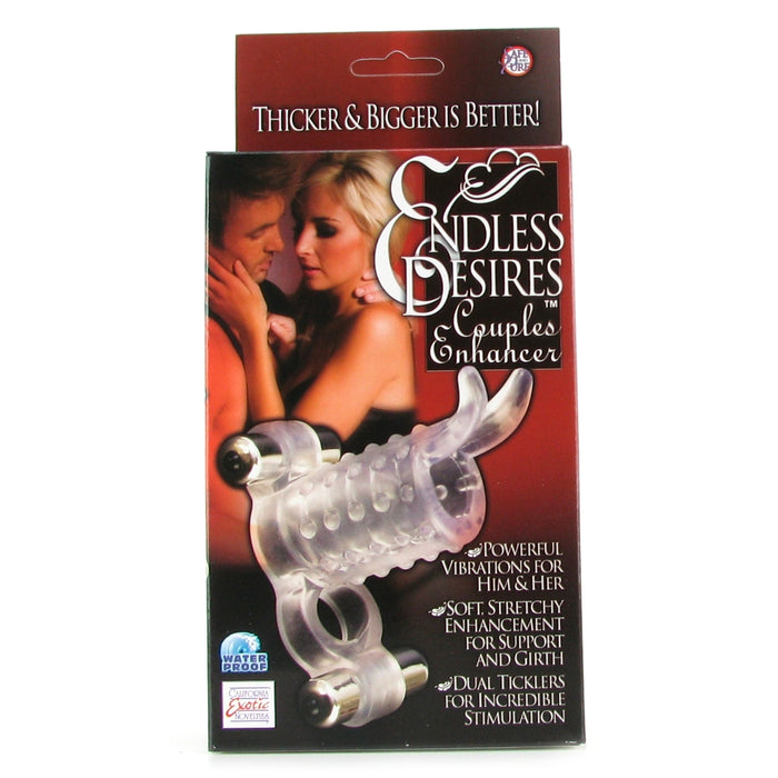Endless Desires Couples Enhancer Vibrator
