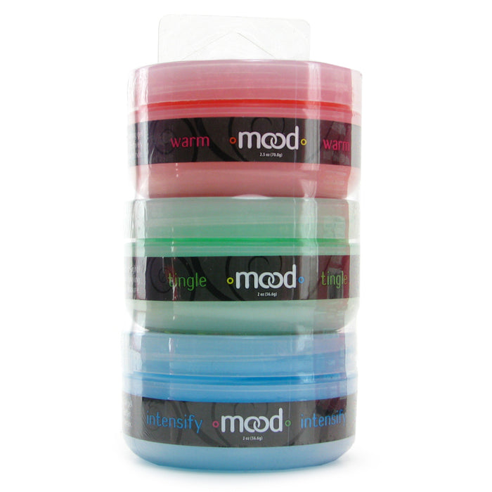 Mood Arousal Gel 3 x 2oz/56.6g Pack