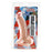Real Skin Whoppers 7 Inch Vibrator in Flesh