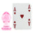 Crystal Premium Glass Small Butt Plug in Pink