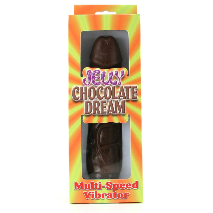 Jelly Chocolate Dream Vibrator