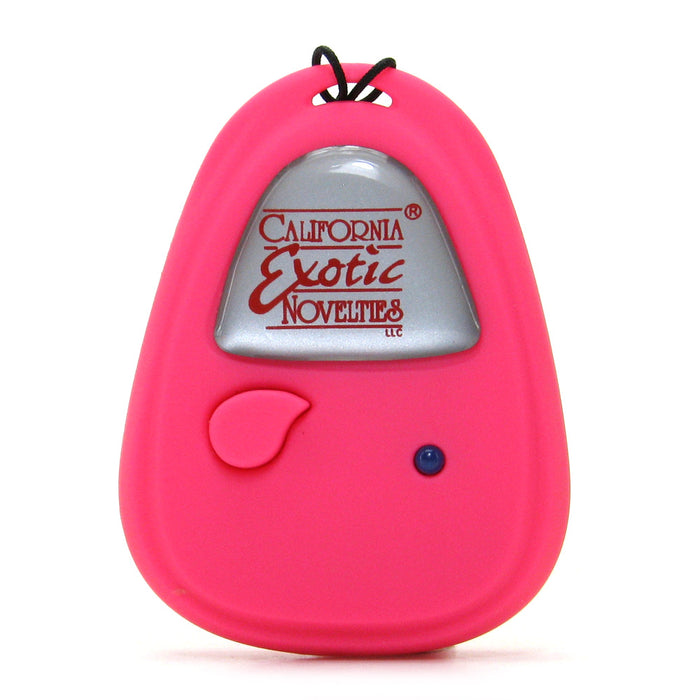 Shane's World Hookup Remote Control Egg Vibrator in Pink