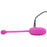 Advanced Rechargeable Silicone Kegel Ball in Pink