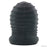 Packer Gear FTM Silicone Ribbed Stroker in Black
