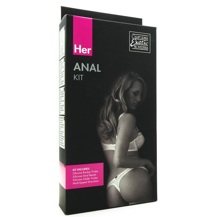 Her Anal Kit in Purple