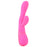 Impress Tongue 12 Function Pressure Sensitive Vibrator in Pink