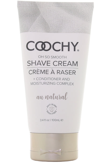 Au Natural Oh So Smooth Shave Cream in 3.4oz/100ml