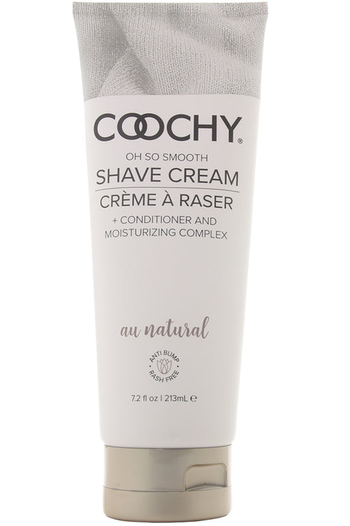 Au Natural Oh So Smooth Shave Cream in 7.2oz/213ml
