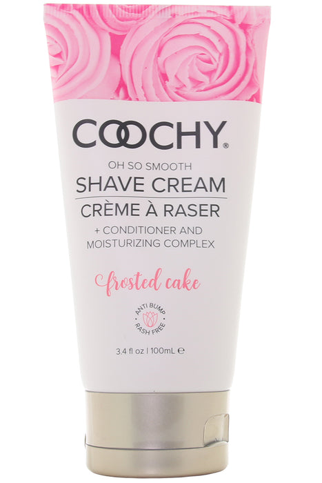 Frosted Cake Oh So Smooth Shave Cream in 3.4oz/100ml