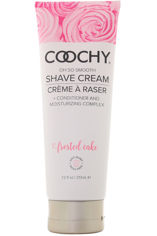 Frosted Cake Oh So Smooth Shave Cream in 7.2oz/213ml