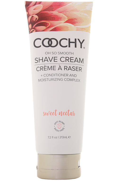 Sweet Nectar Oh So Smooth Shave Cream in 7.2oz/213ml