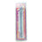 Crystal Jellies 18 Inch Double Dildo in Clear