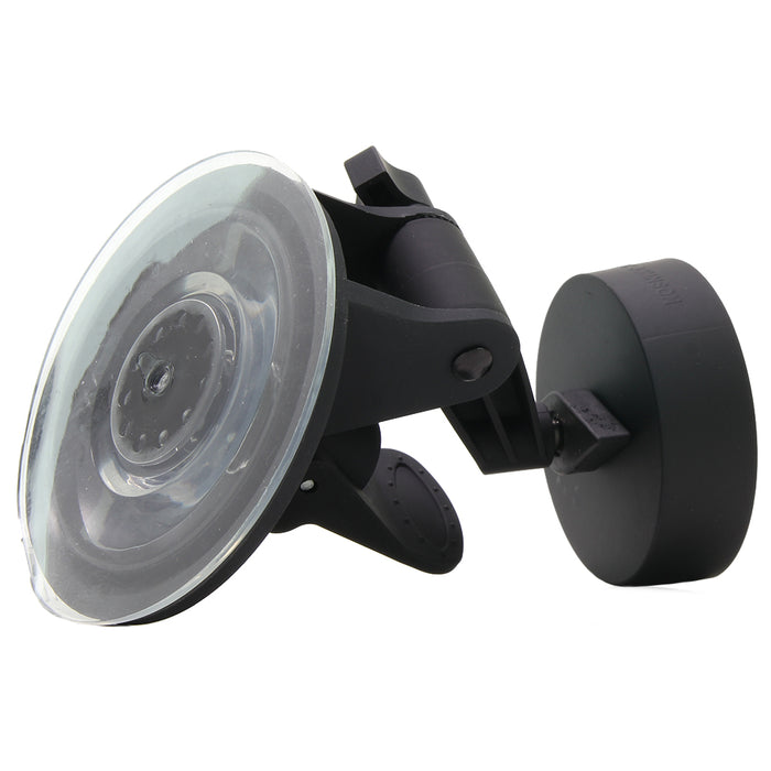 Optimale Trainer Suction Cup Accessory in Black