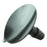 Large Vac-U-Lock Suction Cup Plug in Black