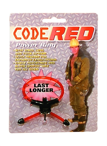 Code Red Power Cock Ring