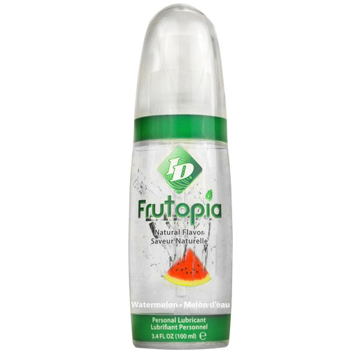 Frutopia Natural Flavored Lube 3.4oz/100mL in Watermelon