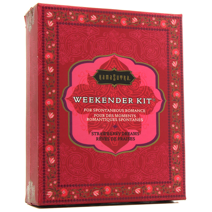 Weekender Romance Kit in Strawberry Dreams