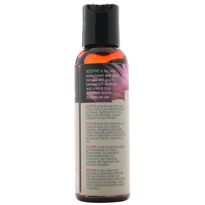 Soothe Antibacterial Anal Glide in 2oz/60ml